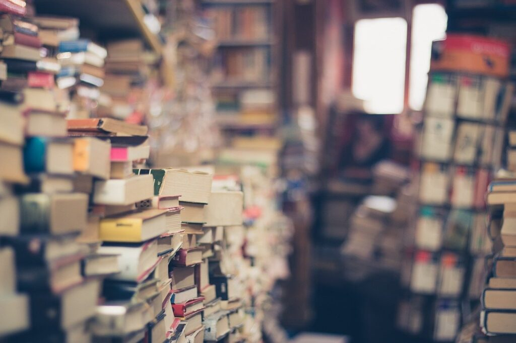 海外の古書店